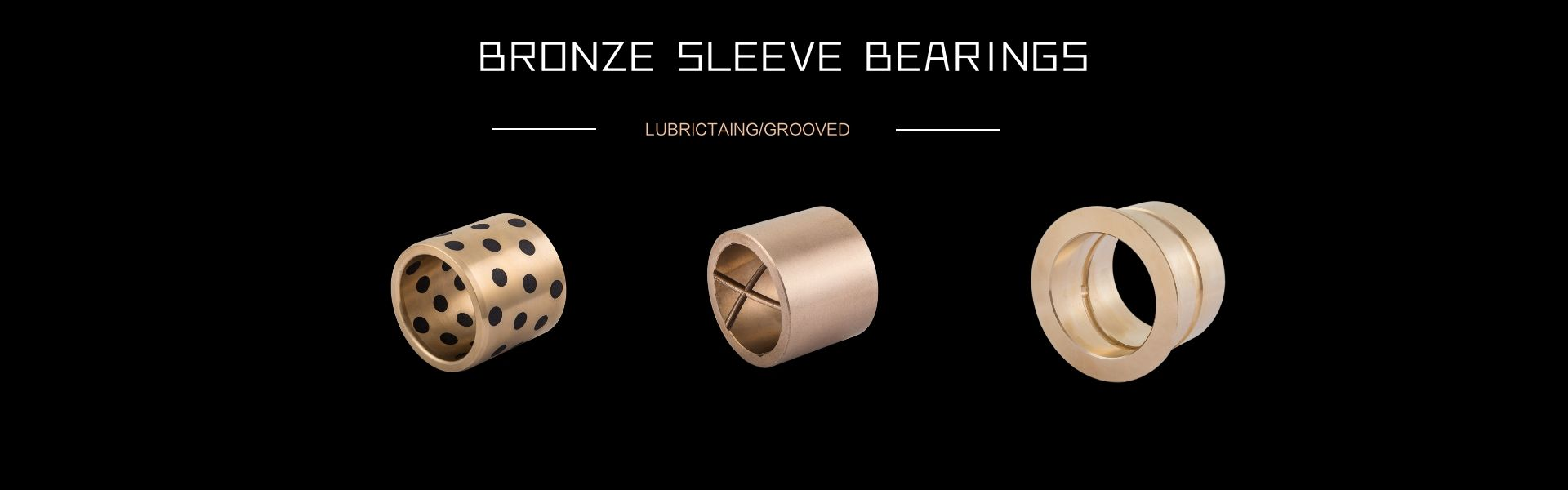 PLUG GRAPHITE BEARINGS, C86300 BUSHINGS, C93200 BUSHINGS, SLIDING BEARINGS MATERIALS, CUSN8 & CUSN6 BRONZE BUSHINGS, CUSTOM BUSHINGS, TOLERANCES, MADE-TO-ORDER, METRIC-SIZED-BUSHINGS, INCH-SIZED-BUSHINGS, WEAR PLATE, Promotion - Bronzesleeve.com
